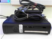 MICROSOFT Video Game System XBOX 360 - 120GB - CONSOLE
